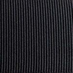 Elástico caimán 75mm Negro