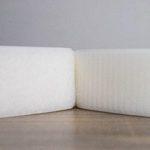 Trihook Felpa & Gancho 50mm Blanco